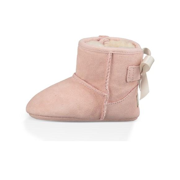 Ugg Girls Pink Jesse Bow II Boot