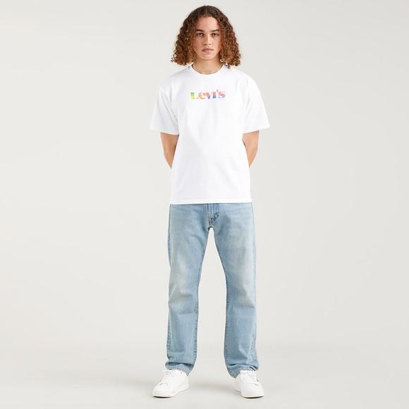 Levi's ® Mens White Vintage Graphic T-Shirt main image