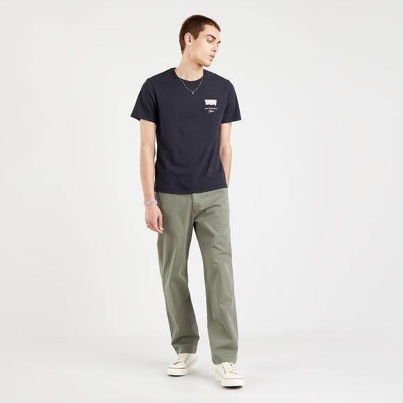 Levi's ® Mens Black Housemark Logo T-Shirt main image