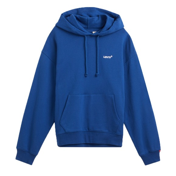 Levi's ® Mens Blue Over The Head Hoodie main image