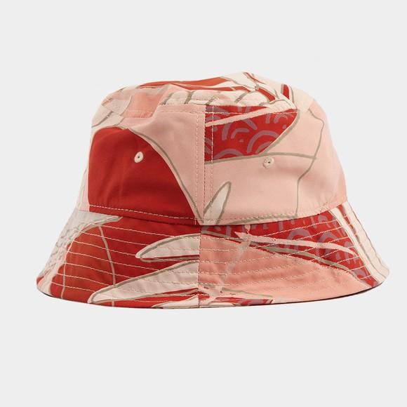 HUGO Mens Off-White Men X Bucket Hat