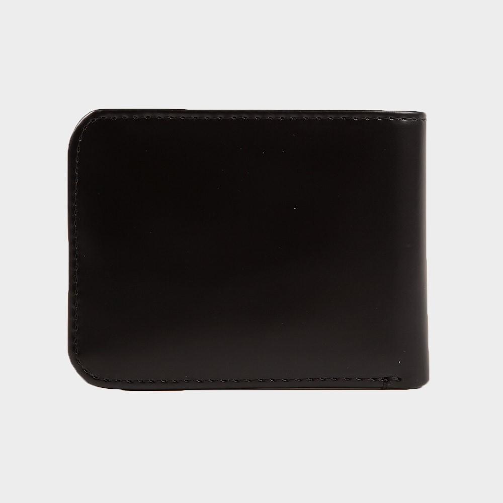 Matte Leather Billfold Wallet main image