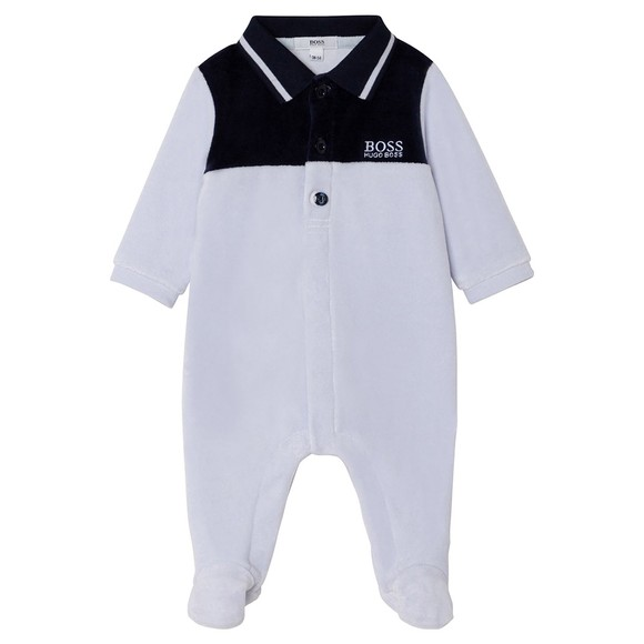 BOSS Baby Boys Blue J97179 All In One