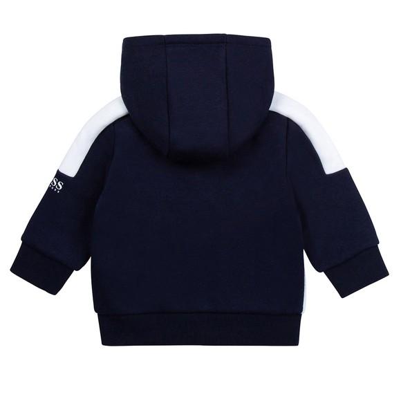 BOSS Baby Boys Blue J05897 Hoody