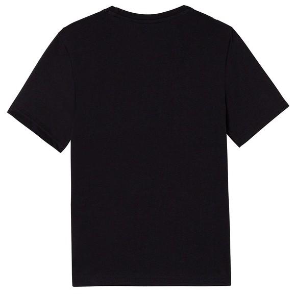 BOSS Boys Black J25L71/09B Cross T Shirt main image