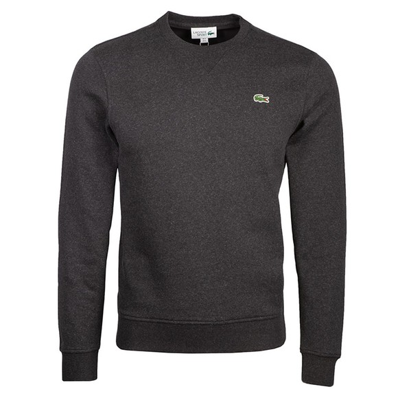 Lacoste Sport Mens Grey SH1505 Sweatshirt