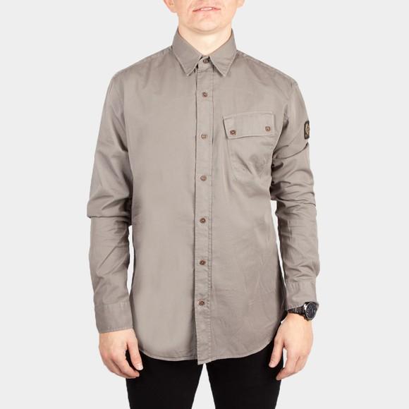 Belstaff Mens Grey Pitch Shirt