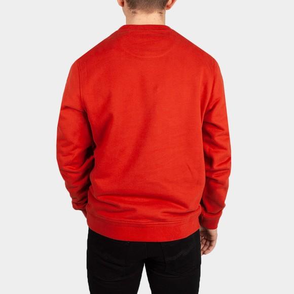 Belstaff Mens Red Chest Logo Sweatshirt main image