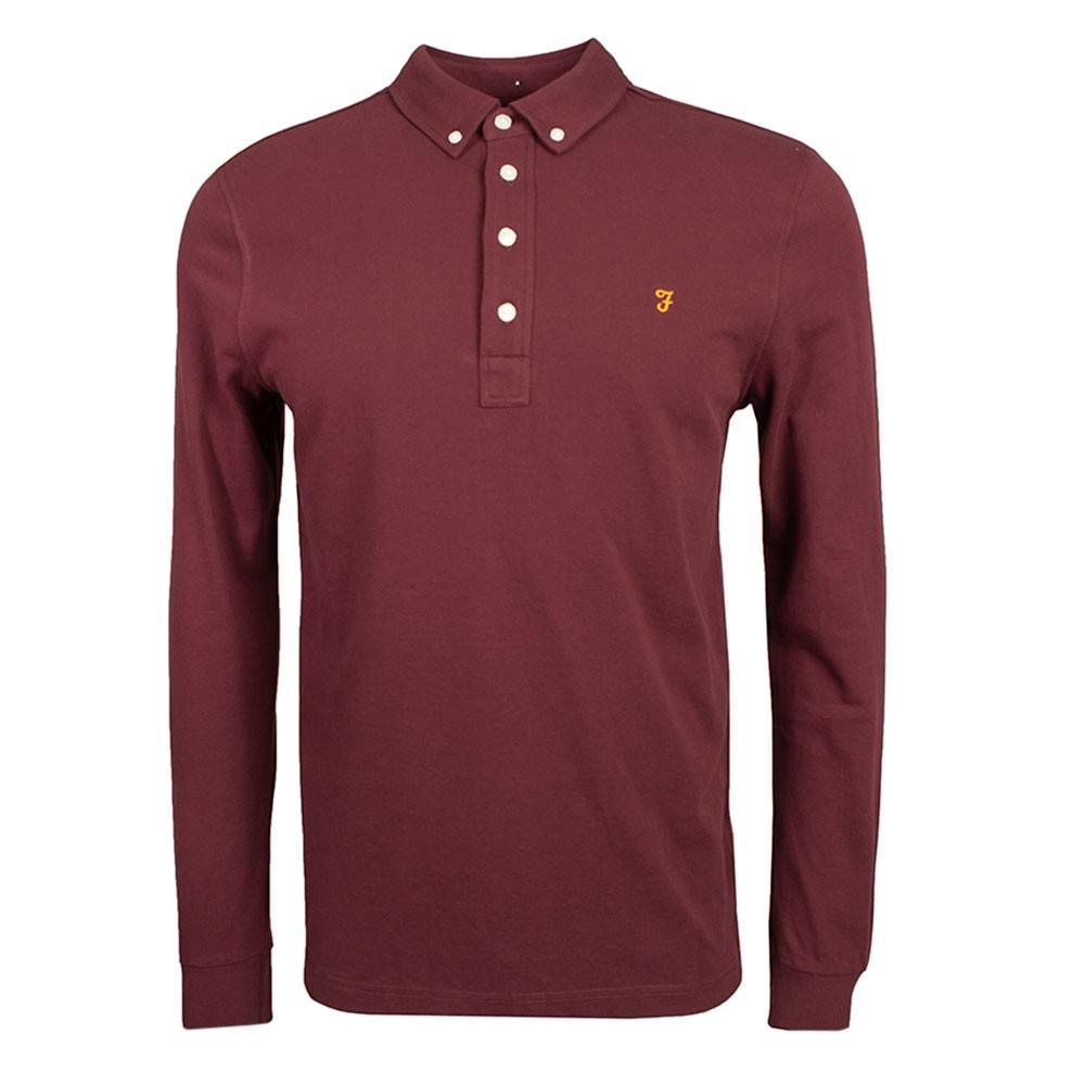 Ricky LS Polo Shirt  main image