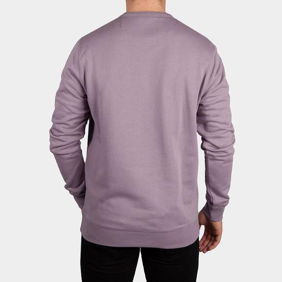 Farah Mens Purple Tim Crew Sweatshirt main image