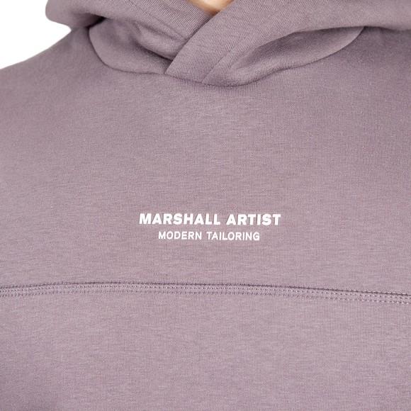 Marshall Artist Mens Purple Siren OTH Hoody main image