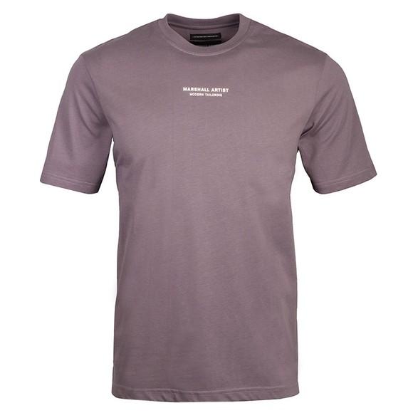 Marshall Artist Mens Purple Siren Injection T-Shirt