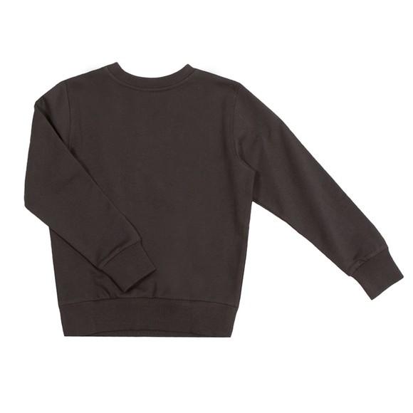 Moschino Boys Black Large Bear Sweatshirt main image