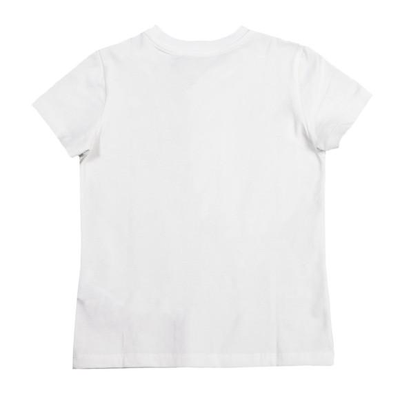 Moschino Boys White Milano T-Shirt