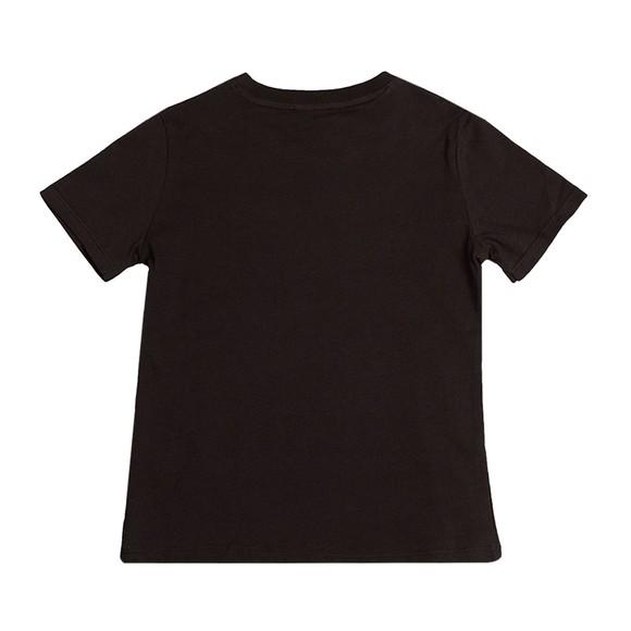 Kenzo Kids Boys Black Cross Logo T Shirt