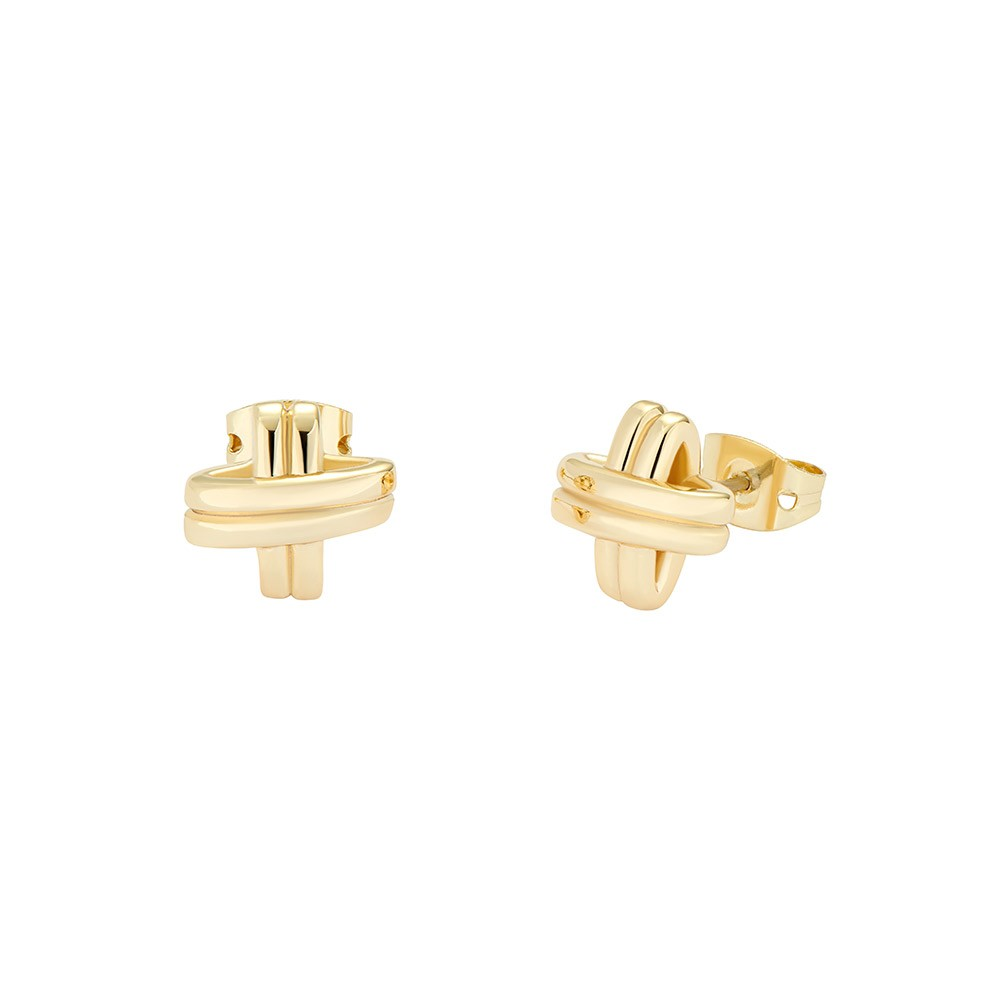 Bomwie Nautical Knot Stud Earring main image
