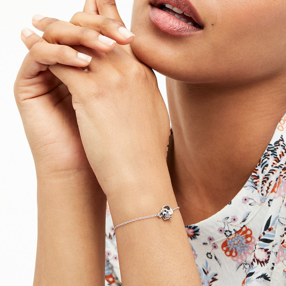 Pelanna Flower Drawstring Bracelet main image