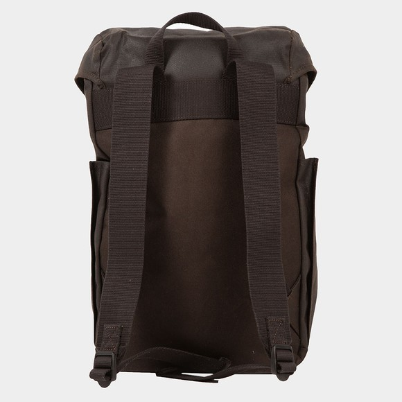 Barbour Lifestyle Mens Green Essential Wax Backpack main image