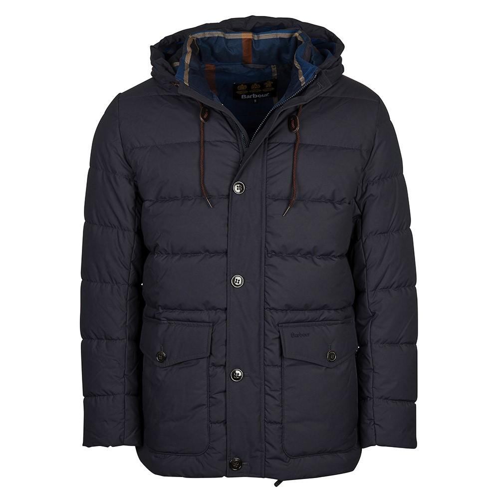Mobury Quilt Jacket