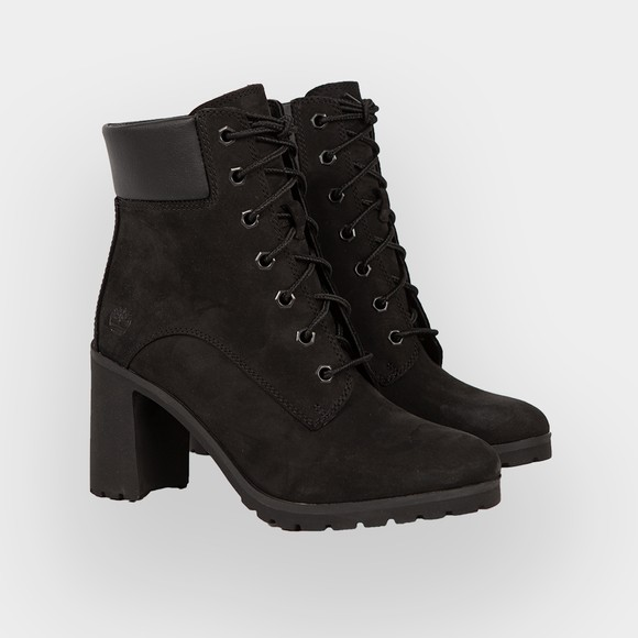 Timberland Womens Black Allington 6 Inch Boot