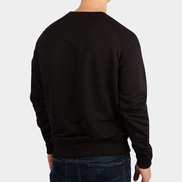 Alpha Industries Mens Black X-Fit Sweatshirt main image