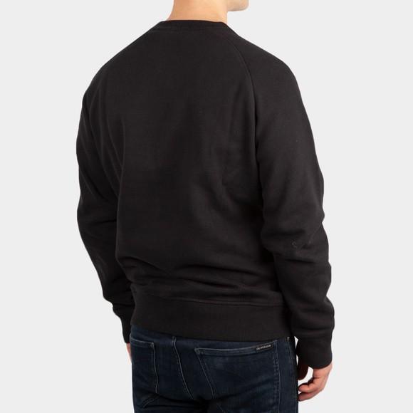 Timberland Mens Black Basic Crew Sweatshirt main image