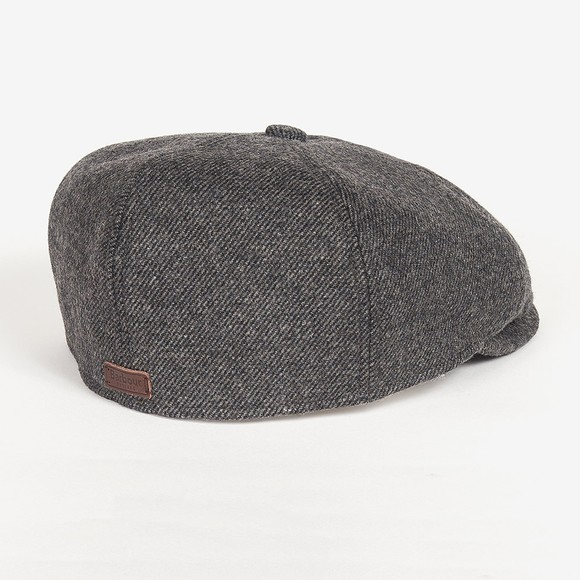 Barbour Lifestyle Mens Grey Claymore Bakerboy main image