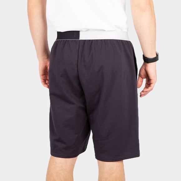 Lacoste Mens Blue Lounge Shorts main image