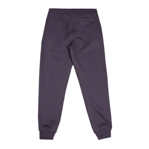 Calvin Klein Jeans Mens Blue Off Placed Iconic Jogger main image