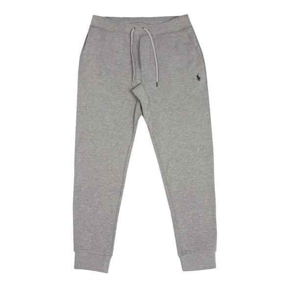 Polo Ralph Lauren Mens Grey Double Knit Tech Jogger