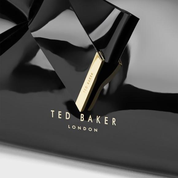 Ted Baker Womens Black Nicco Knot Bow Washbag main image