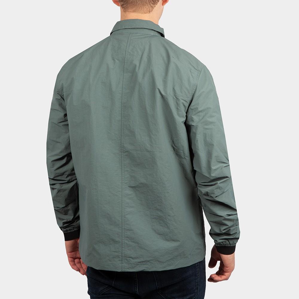 Cotton Polyamide Overshirt main image