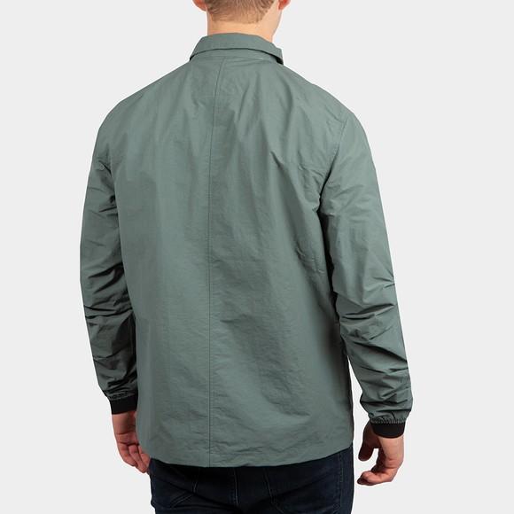 Marshall Artist Mens Blue Cotton Polyamide Overshirt main image