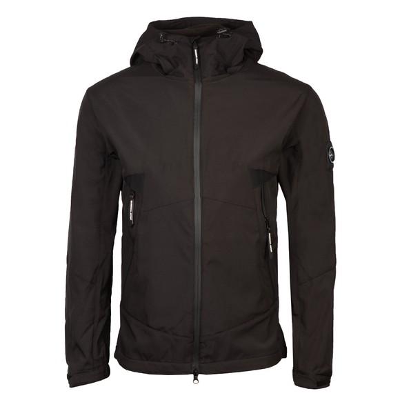 Marshall Artist Mens Black Softshell Jacket