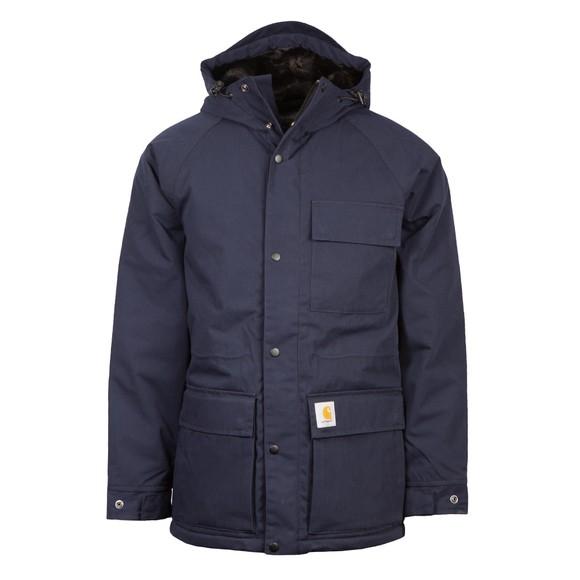 Carhartt WIP Mens Blue Morden Jacket