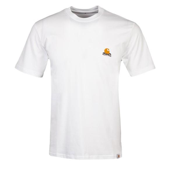 Carhartt WIP Mens White Trap C T-Shirt