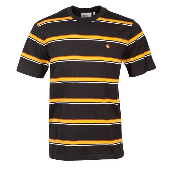 Carhartt WIP Mens Black Kent T-Shirt