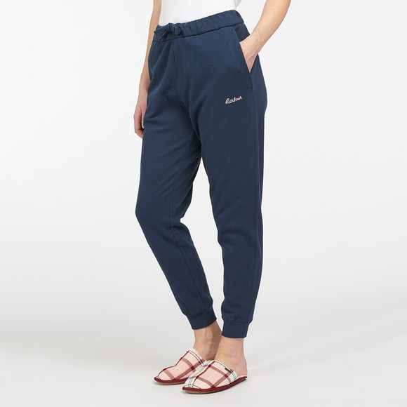 Barbour Lifestyle Womens Blue Rosie Lounge Jogger
