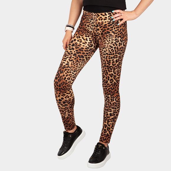 HUGO Womens Brown Nacara Legging