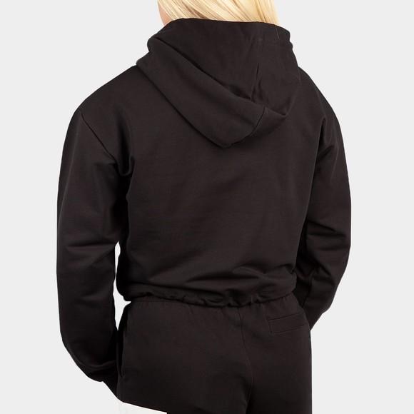 Calvin Klein Jeans Womens Black Hero Logo Hoody main image