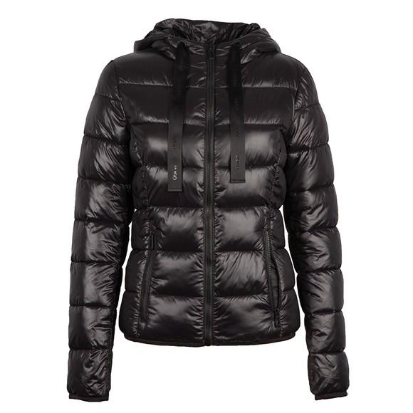 HUGO Womens Black Famandra Jacket