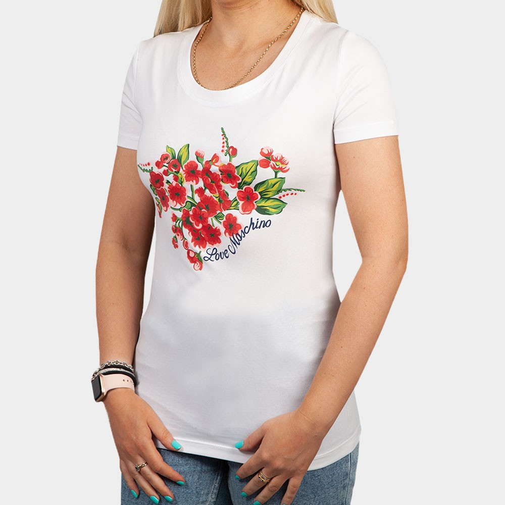 Roses & Petals Top main image