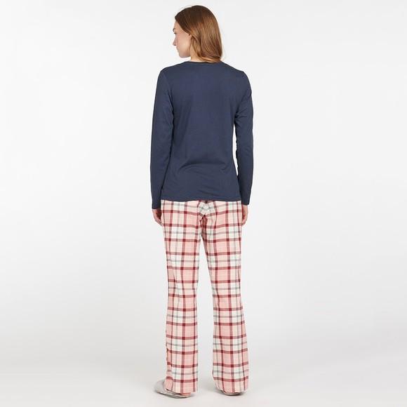 Barbour Lifestyle Womens Blue Phoebe Pyjama Set main image