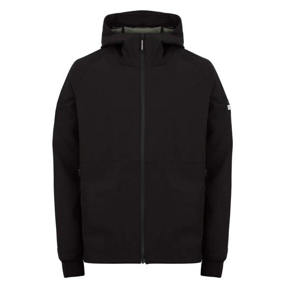 Weekend Offender Mens Black Stipe Jacket
