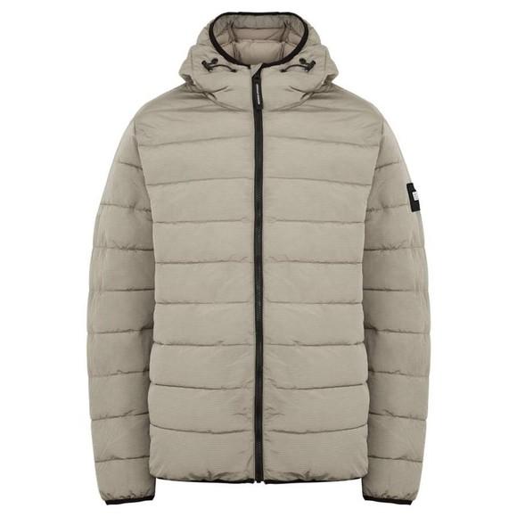 Weekend Offender Mens Grey La Guardai Jacket