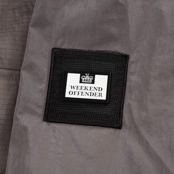 Weekend Offender Mens Grey Garbrndt Jacket main image