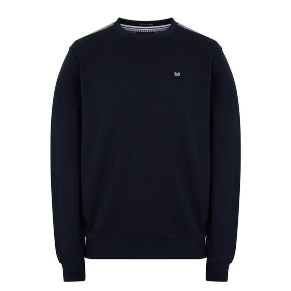 Weekend Offender Mens Blue Mimo Sweatshirt