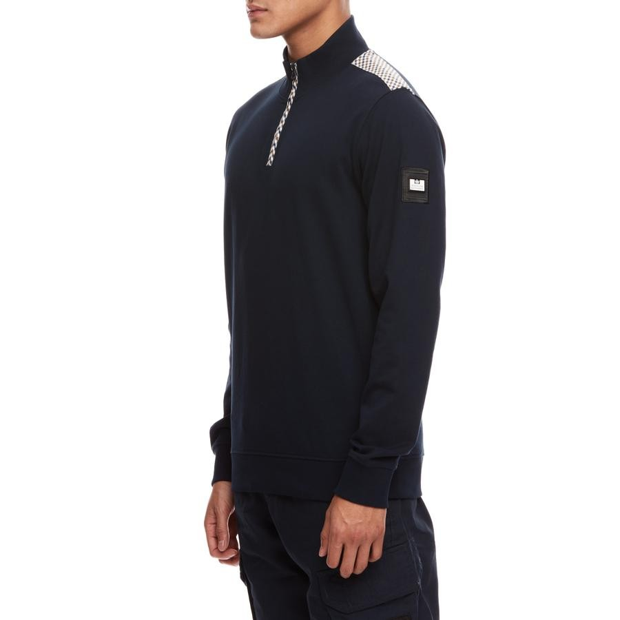 Miyako Half Zip Sweatshirt main image