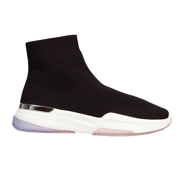 Mallet Womens Grey Sock Runner