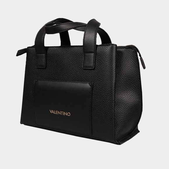 Valentino Bags Womens Black Willow Tote